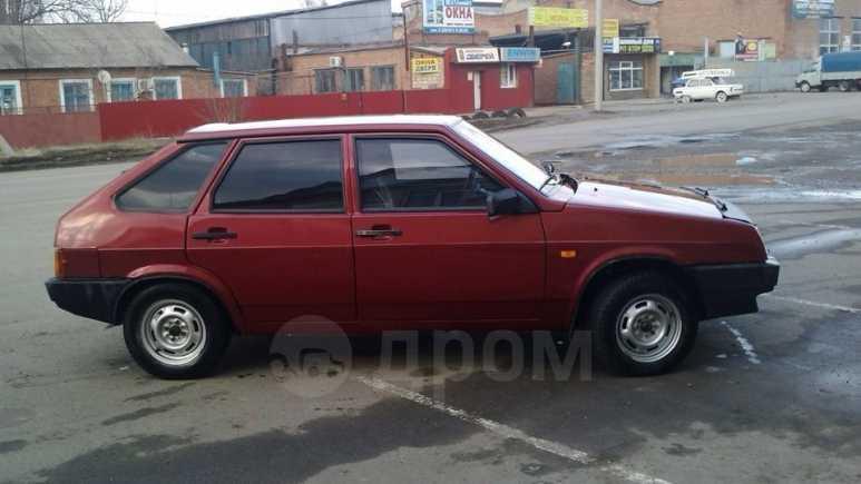 Лада 2109, 1993 год, 13 000 руб.