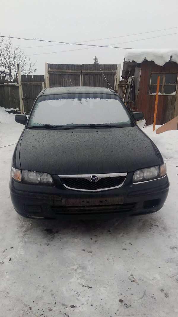 Mazda 626, 1998 год, 150 000 руб.