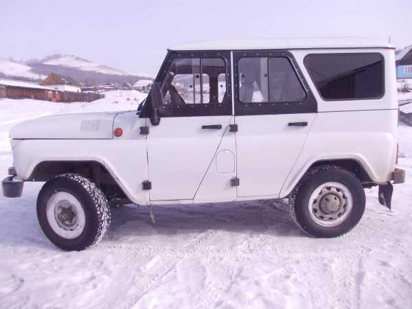 УАЗ Хантер, 2012 год, 370 000 руб.