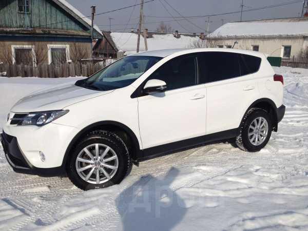 Toyota RAV4, 2013 год, 1 280 000 руб.