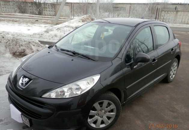 Peugeot 207, 2009 год, 345 000 руб.