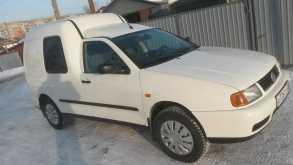Volkswagen Caddy, 2002 г., Барнаул