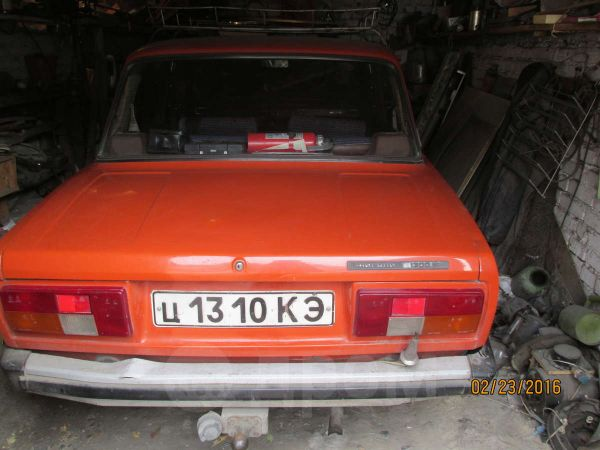 Лада 2105, 1982 год, 20 000 руб.