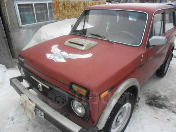 Лада 4x4 2121 Нива, 1993 год, 55 000 руб.