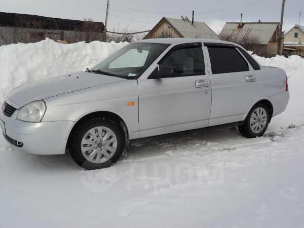 Лада Приора, 2007 год, 170 000 руб.