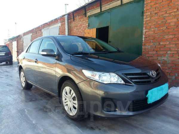 Toyota Corolla, 2012 год, 712 000 руб.