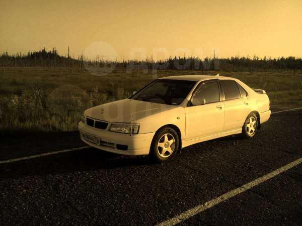 Nissan Bluebird, 1996 год, 157 000 руб.