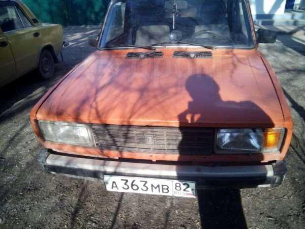 Лада 2105, 1982 год, 47 000 руб.