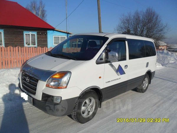 Hyundai Starex, 2007 год, 510 000 руб.
