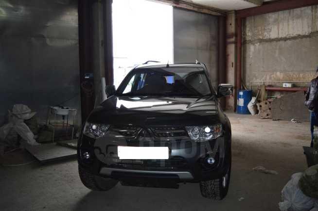 Mitsubishi Pajero Sport, 2014 год, 1 500 000 руб.
