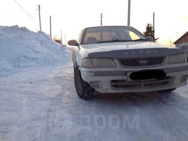 Nissan Sunny, 2000 год, 155 000 руб.