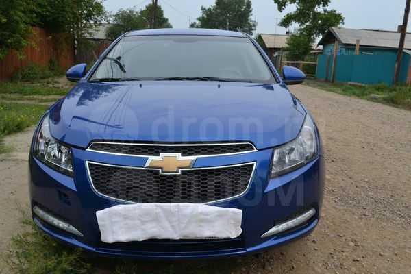 Chevrolet Cruze, 2011 год, 419 999 руб.