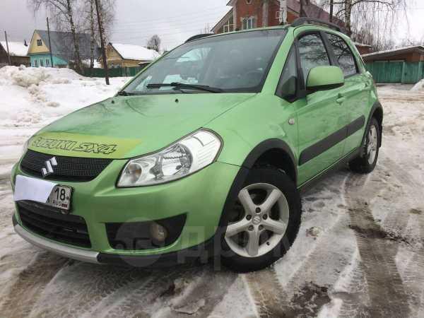 Suzuki SX4, 2009 год, 420 000 руб.