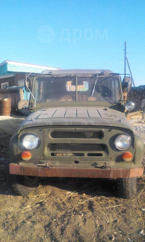 УАЗ 469, 1987 год, 135 000 руб.