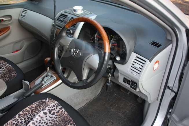 Toyota Corolla Axio, 2010 год, 520 000 руб.