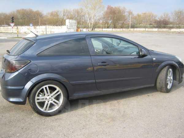Opel Astra GTC, 2007 год, 240 000 руб.
