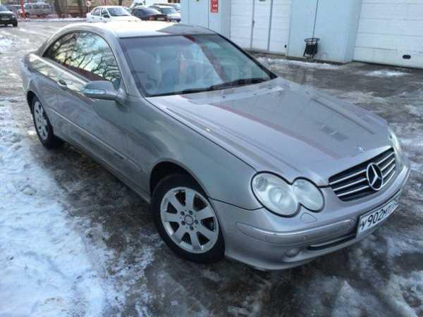 Mercedes-Benz CLK-Class, 2002 год, 485 000 руб.