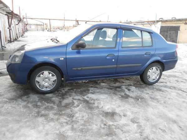 Renault Symbol, 2008 год, 180 000 руб.