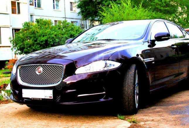 Jaguar XJ, 2013 год, 3 000 000 руб.
