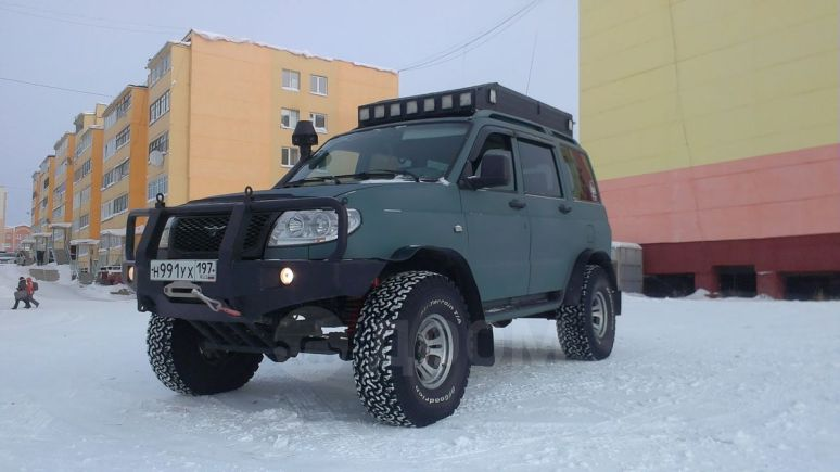 УАЗ Патриот, 2009 год, 1 150 000 руб.