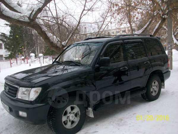 Toyota Land Cruiser, 2001 год, 698 000 руб.