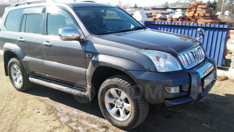 Toyota Land Cruiser Prado, 2002 год, 980 000 руб.