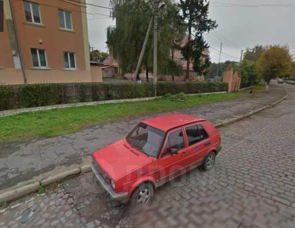 Volkswagen Golf, 1986 год, 20 000 руб.