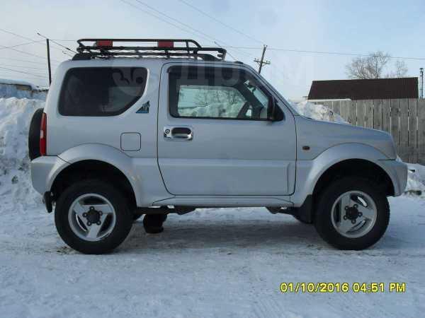 Suzuki Jimny Wide, 2000 год, 399 000 руб.
