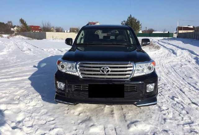 Toyota Land Cruiser, 2015 год, 3 400 000 руб.