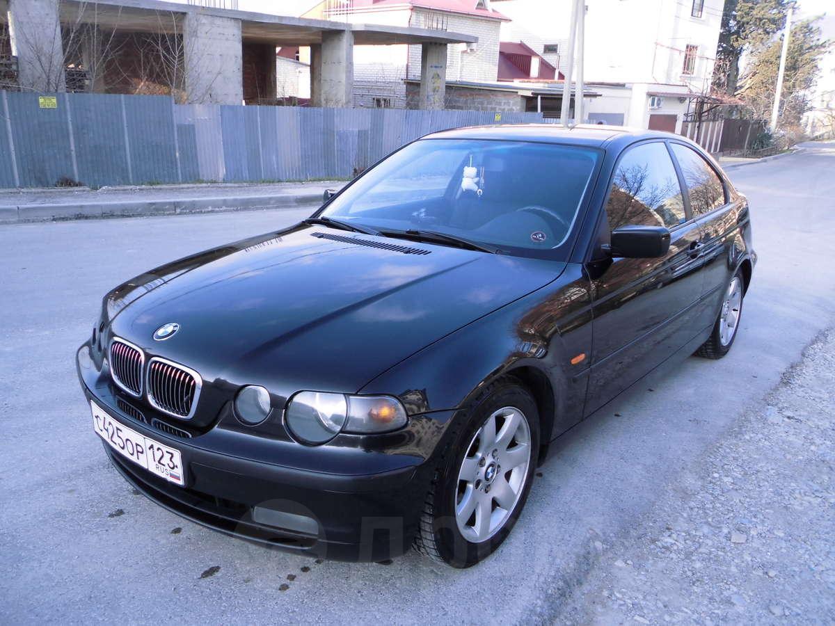 цена bmw 3 2002