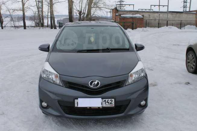 Toyota Vitz, 2011 год, 470 000 руб.