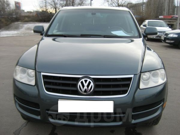 Volkswagen Touareg, 2003 год, 490 000 руб.