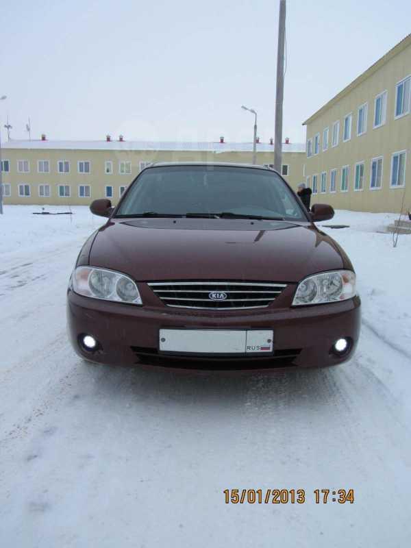 Kia Spectra, 2006 год, 185 000 руб.