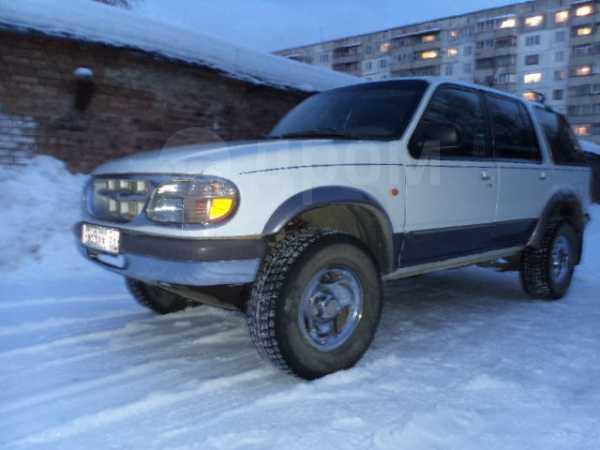 Ford Explorer, 1996 год, 300 000 руб.