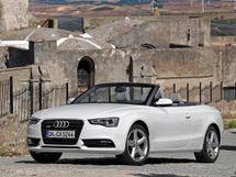 Audi A5 рестайлинг 2011, открытый кузов, 1 поколение, 8T