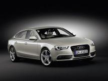 Audi A5 рестайлинг 2011, лифтбек, 1 поколение, 8T