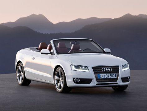 Audi A5 (8T) 03.2007 - 09.2011