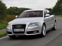 Audi A6 рестайлинг 2008, седан, 3 поколение, C6