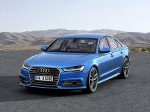 Audi A6 рестайлинг 2014, седан, 4 поколение, C7
