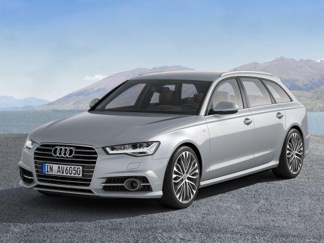 Audi A6 (C7) 10.2014 - 10.2018
