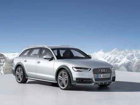 Audi A6 allroad quattro C7