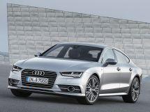 Audi A7 рестайлинг 2014, хэтчбек, 1 поколение, 4G