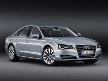 Audi A8 3 поколение, 11.2009 - 10.2013, Седан