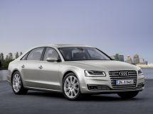Audi A8 рестайлинг 2013, седан, 3 поколение, D4