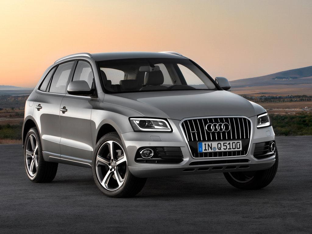 Audi Q5 2012 - 2017