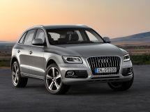 Audi Q5 рестайлинг 2012, джип/suv 5 дв., 1 поколение, 8R