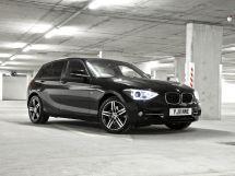 BMW 1-Series 2011, хэтчбек 5 дв., 2 поколение, F20