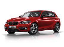 BMW 1-Series рестайлинг 2015, хэтчбек 5 дв., 2 поколение, F20