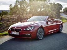 BMW 6-Series рестайлинг 2015, открытый кузов, 3 поколение, F12