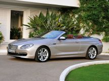 BMW 6-Series 2011, открытый кузов, 3 поколение, F12